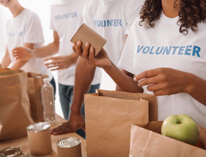 Giving Back: Volunteering In College