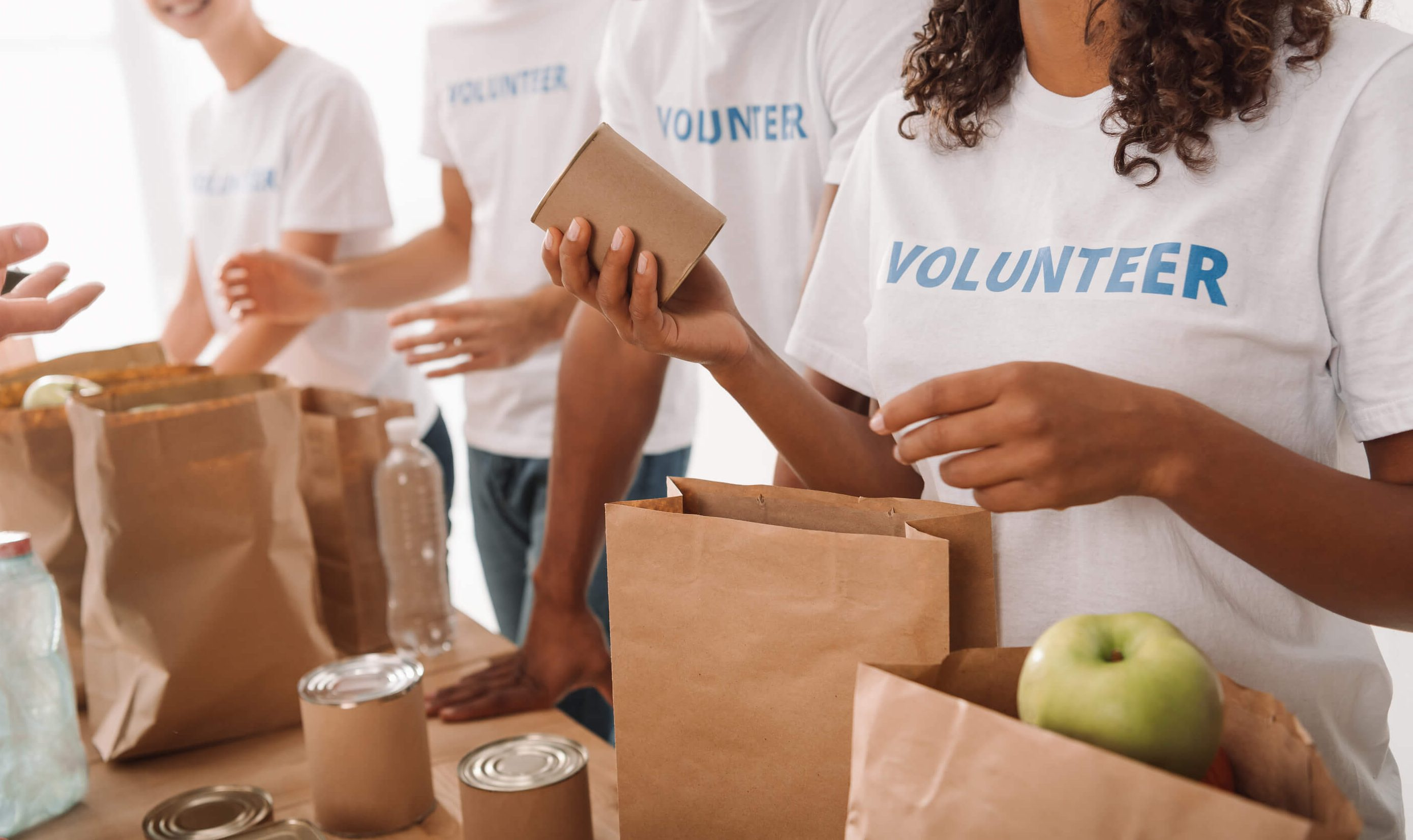 Giving Back: Volunteering In College