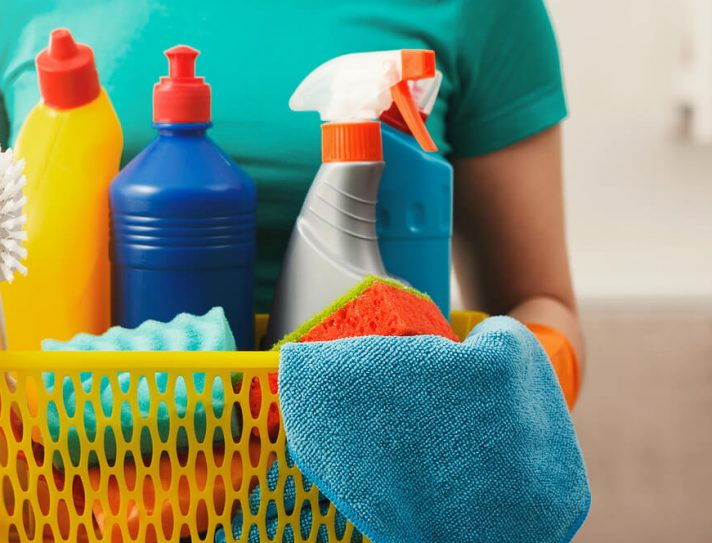 3 Easy Tips to Tackle Spring Cleaning